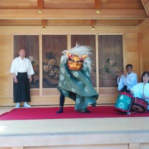 松戸神社 七五三詣り