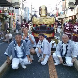 野田三ヶ町祭り