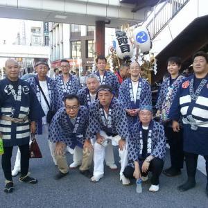 松戸 秋葉神社 例大祭 平成30年6月24日(日)