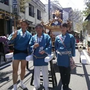 南図子(東向島二丁目町会)例大祭