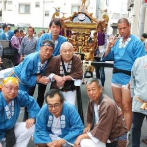 白鬚神社大祭・南図子(東向島二丁目町会)