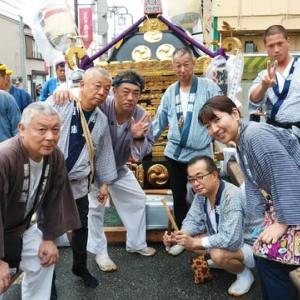 野田三ヶ町祭 6/14(日)雨