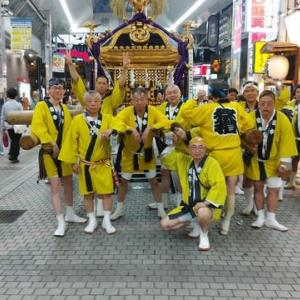 川崎山王祭(川崎稲毛神社)例大祭