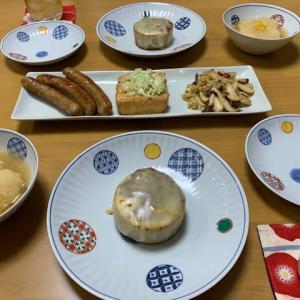 大根チーズステーキ☆餅