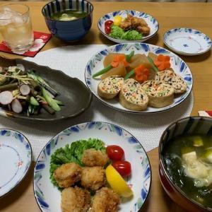 ホタテフライ☆煮物
