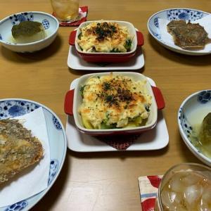 豆腐ソースグラタン☆おぼろ大根