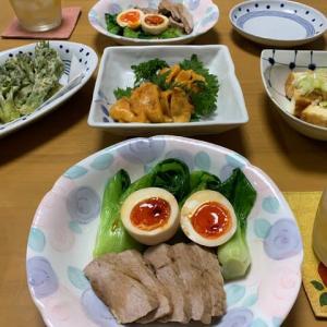 煮豚☆天ぷら