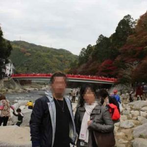 香嵐渓【アクセス・駐車場】愛知県随一の紅葉の名所