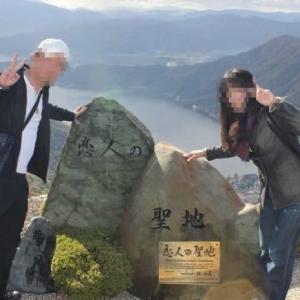 レインボーライン山頂公園~三方五湖の絶景【恋人の聖地】