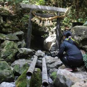 天の岩戸・恵利原の水穴【アクセス・駐車場】岩戸隠れ伝説の地