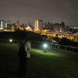 八幡屋公園【アクセス・駐車場】夜景~グリーンヒルズ展望台