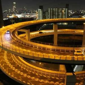 千本松大橋~めがね橋より望む夜景【アクセス・駐車場】