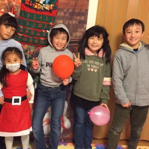 クリスマスプレゼント交換♡水曜日コース・レッスンレポ