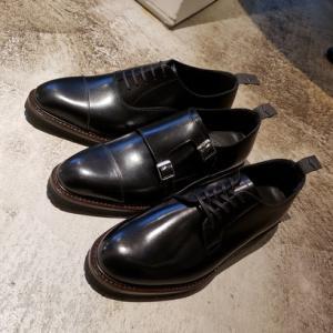 WHダブルエイチの人気靴 3モデルが再入荷 東京・中野坂上 紳士靴店SO-KUTSU