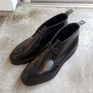 人気靴ブランドWHダブルエイチ チャッカブーツ 東京・中野坂上WH販売店SO-KUTSU