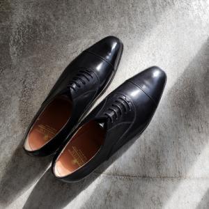 大きいサイズの紳士靴 抜群コスパのシューイズム ストレートチップ入荷