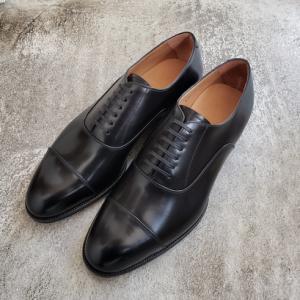 オリエンタル グッドイヤーマッケイ製法の上質なストレートチップGERALD 東京の靴屋ソークツ