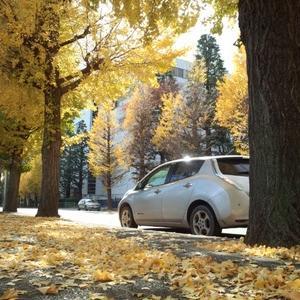 電気自動車「リーフ」は、ゴーン氏最大の成功だった。