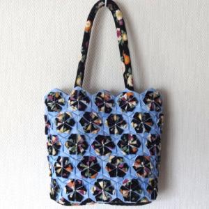 花バッグと新しいタイプのバッグ