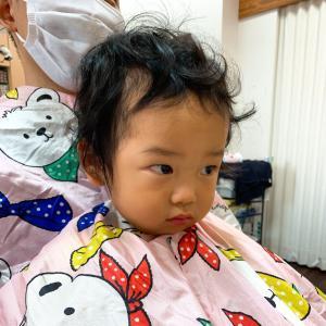 *mère(メール)の専属赤ちゃんモデルから子供モデルに昇格しました!*