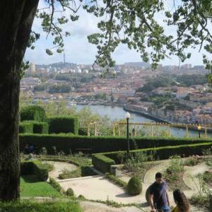 6度目のポルトガル(33)さよなら ポルト!クリスタル宮庭園でこの旅はおしまい!