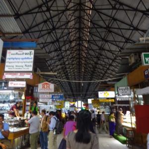 【ヤンゴン】ミャンマー7日目~アウンサンマーケット散策してスリランカへ移動!~