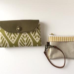 ミニ財布&パスケース