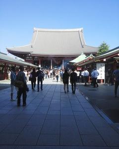 浅草寺訪問