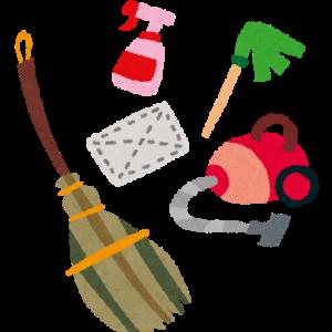 面倒くさがり屋の主婦が選ぶ、お掃除アイテム~道具編~