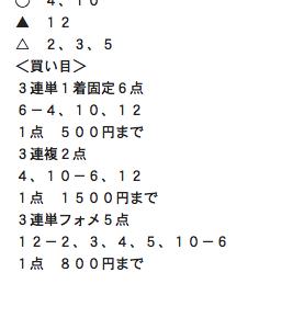 3連単2点ズバリ!!はどのレースやったかわかるか?ww日曜は中央&船橋塾生体験ヤるで!!