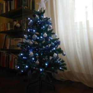 クリスマスツリーとコンサート♪