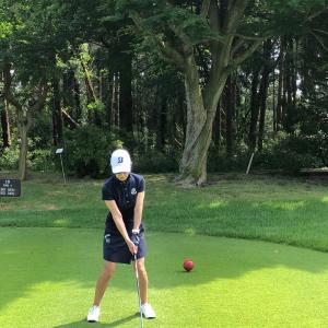 ゴルフウェア(*^▽^*)