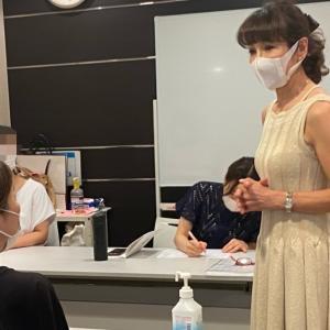 夏の熱血レッスン!婚活女子骨格スタイリングセミナー@銀座