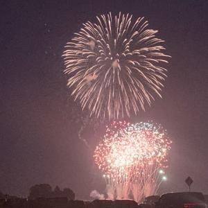 宇都宮の花火大会