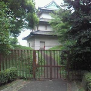 江戸城の天守閣跡って行ったことあります?