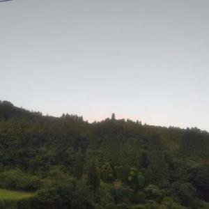 田舎の夏、日本の夏の到来!!
