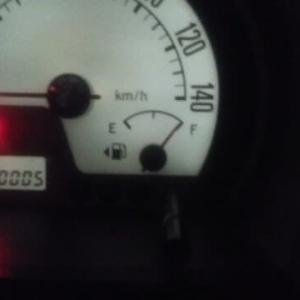 軽自動車の愛車がついに20万キロ走破しました