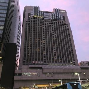 スイスホテル南海大阪 宿泊記(COVID-19・コロナ対策済み)