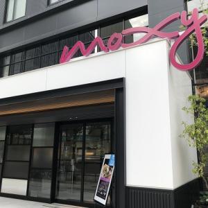 モクシー大阪新梅田 宿泊記 夕食・朝食あり(COVID-19・コロナ対策済み)