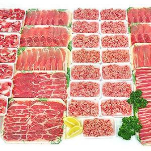 良い肉ばかり4.1kg 里見和豚 ふるさと納税