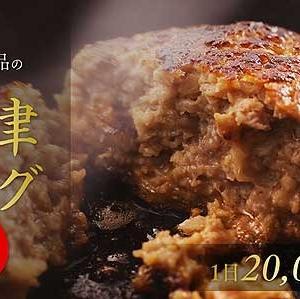 テレビで紹介 1日2万個売れるハンバーグ 佐賀県唐津市