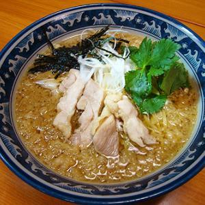 ご当地麺 鳥中華 山形県天童市