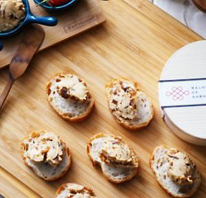 ネオ和食 奈良漬×クリームチーズ 福岡県築上町ふるさと納税返礼品