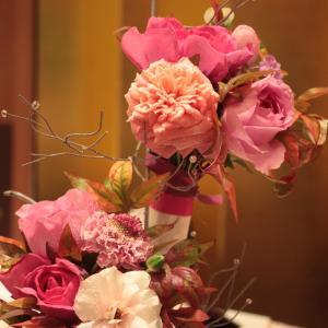 その人らしいウエディング装花