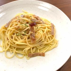 【旦那飯】ペペロンチーノ