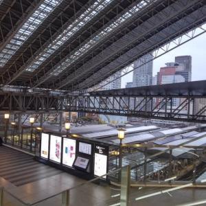 大阪のど真ん中に オアシス発見!
