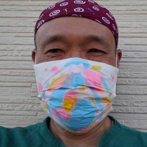 ウイルスと闘おう マスクでお絵かき作戦 第10弾