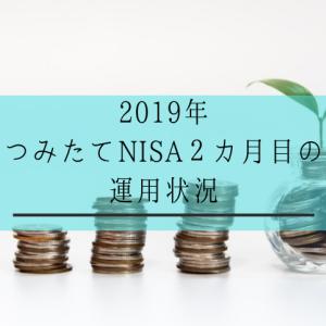 【つみたてNISA】積立開始から2カ月での運用結果はどうなった?