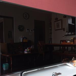 REGZAの画面が真っ暗になって音声のみ流れるようになってしまった事の顛末