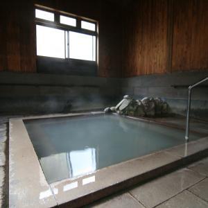 【湧水町】栗野岳温泉 南洲館(桜湯)~静かな環境で浸かる白くて上品な酸性泉